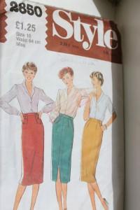Anne Diamond Skirt