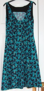 Dress 114 from Feb 2013 Burda Style